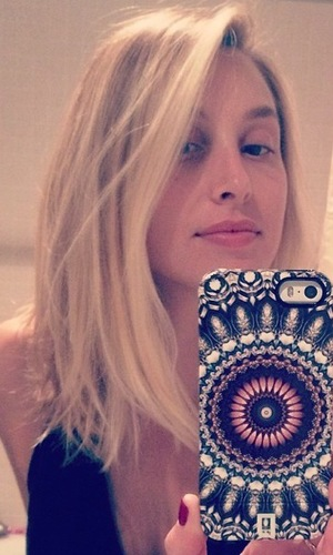 Whitney Port shows off new shoulder-length bob after cutting her long blonde hair - 15 May 2014