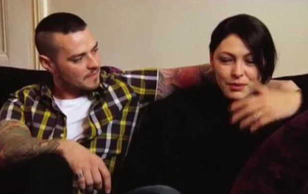 Emma Willis breaks down in tears while talking about Matt's rehab stint on Fearne & McBusted - 16 May 2014. Programme airs 21 May.