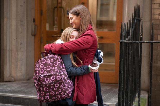 Hollyoaks, Sienna and Peri, Thu 15 May