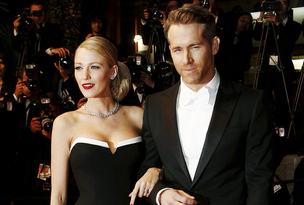 Blake Lively and Ryan Reynolds attend the 67th Annual Cannes Film Festival - 'The Captive' premiere, 16 May 2014