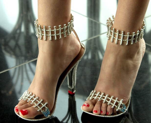 World's most expensive shoes
