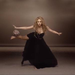 Shakira unveils music video for 'La La La (Brazil 2014). 23 May 2014.
