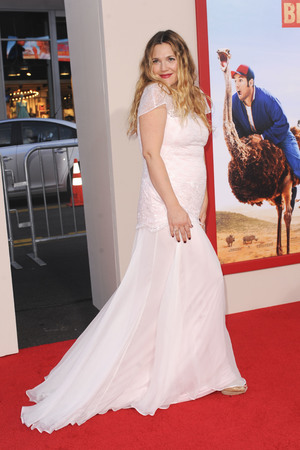 Drew Barrymore at Los Angeles Premiere of 'Blended' at TCL Chinese Theatre - Arrivals 05/21/2014 Los Angeles, United States