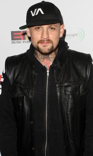 Benji Madden, EMI Music 2012 Grammy Awards Party held at Capitol Records Hollywood, California - 12.02.12