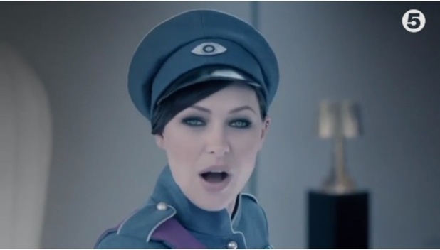 Emma Willis and Rylan Clark star in Big Brother: Power Trip trailer - 22 May 2014