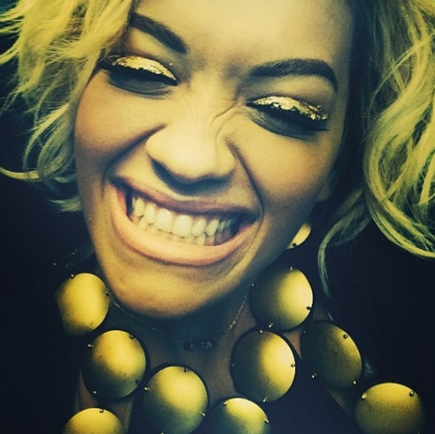Rita Ora celebrates chart success with new single 'I Will Never Let You Down' (18 May).