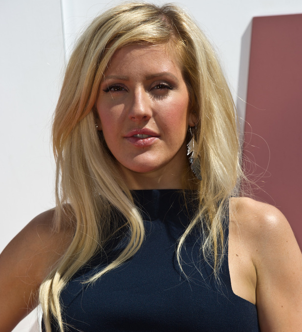 Ellie Goulding attends the British Designers Collective at Bicester Village - 21 May