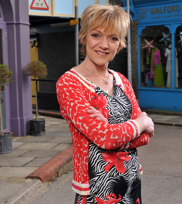 EastEnders actress Gillian Wright as Jean Slater.