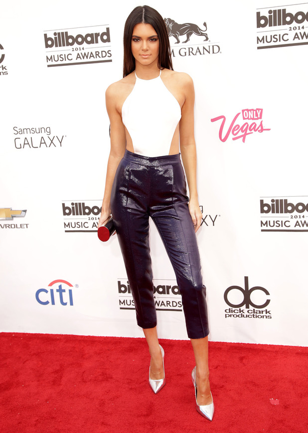 Kendall Jenner attends the Billboard Music Awards 2014 in Las Vegas, America - 18 May 2014