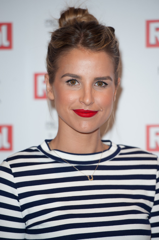 Vogue McFadden (nee Williams) attends the Reveal Online Fashion Awards at DSTRKT in London, England - 20 May 2014