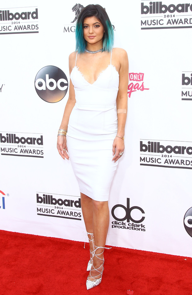 Kylie Jenner attends the Billboard Music Awards 2014 in Las Vegas, America - 18 May 2014