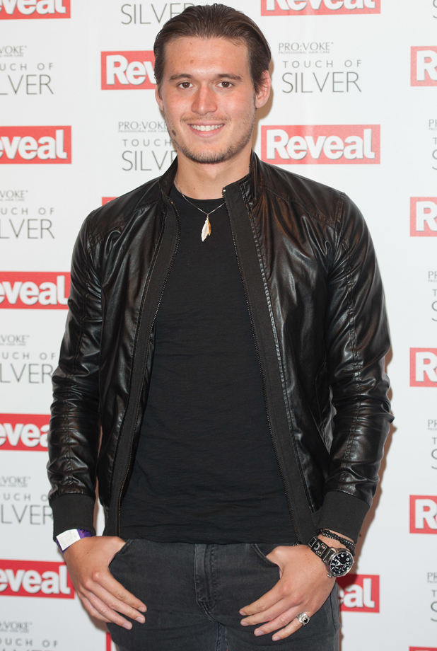 Charlie Sims, Reveal Online Fashion Awards held at DSTRKT, London, 20 May 2014