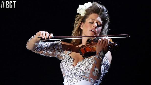 Britain's Got Talent semi-finals: Lettice Rowbotham. Aired: 29 May.