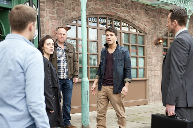 Hollyoaks, Dodger pleads his innocence, Thu 29 May