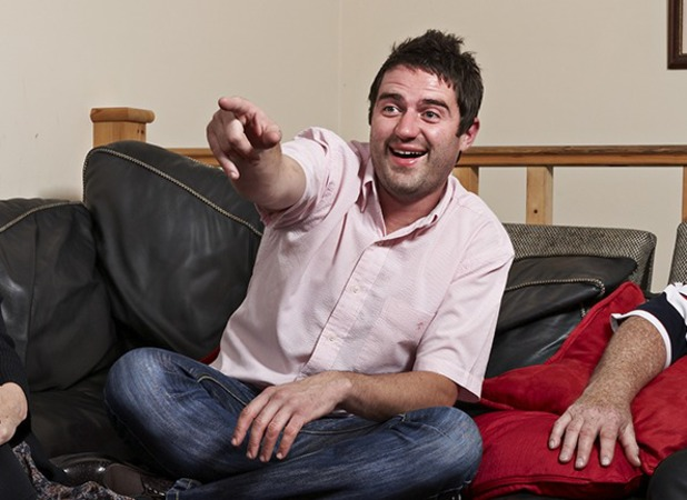 Hayley Lloyd, raised £2,000 to go on a date with George from Gogglebox