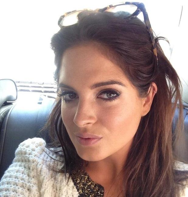 Binky Felstead shares NYC selfie