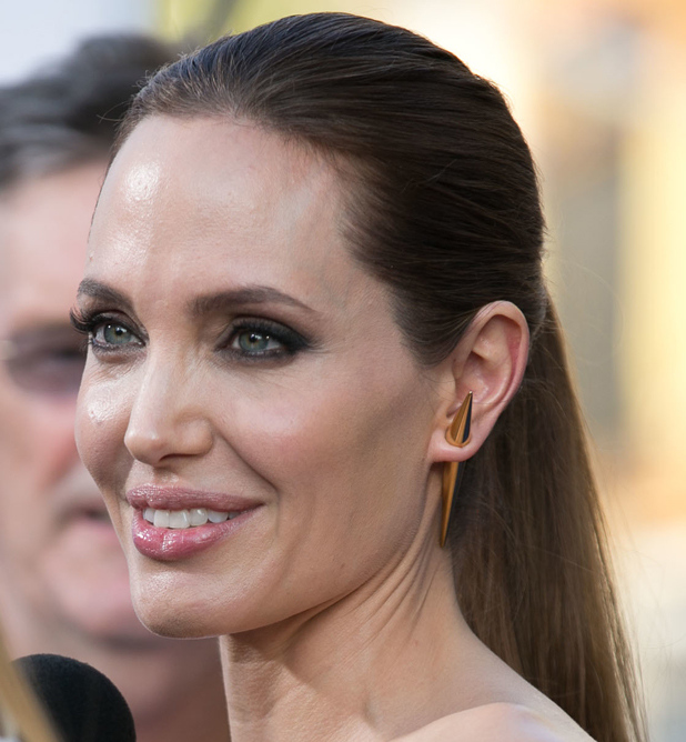 Angelina Jolie, World Premiere of Disney's 'Maleficent' held at the El Capitan Theatre - Arrivals, 28 May 2014