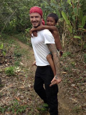 David Beckham Into The Unknown, Mon 9 Jun