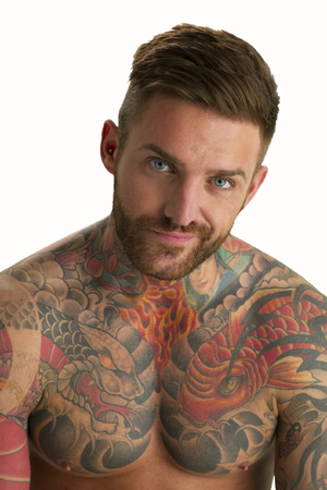 Geordie Shore, new cast-member Aaron Chalmers, MTV - 4 June