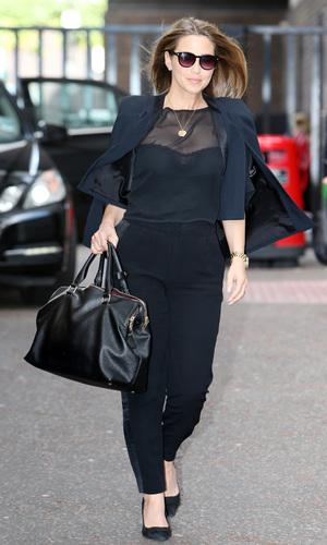 Rachel Stevens outside ITV studios, London - 5 June
