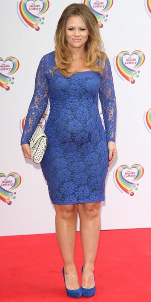 Kimberley Walsh at the Health Lottery VIP tea party held at the Savoy - 2 June 2014