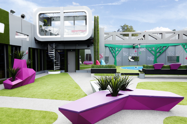 Big Brother: Power Trip 2014 - New House unveiled - 2 June