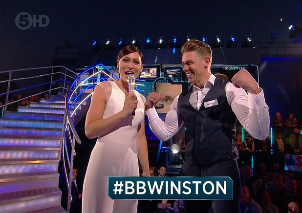 Winston big brother dating show