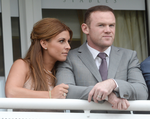Wayne Rooney And Coleen Coleen Rooney watch out Wayne hooker Helen Wood to enter BB house