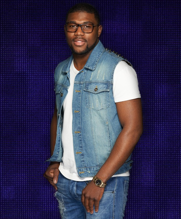 Big Brother 2014 contestant Marlon Wallen - June 2014
