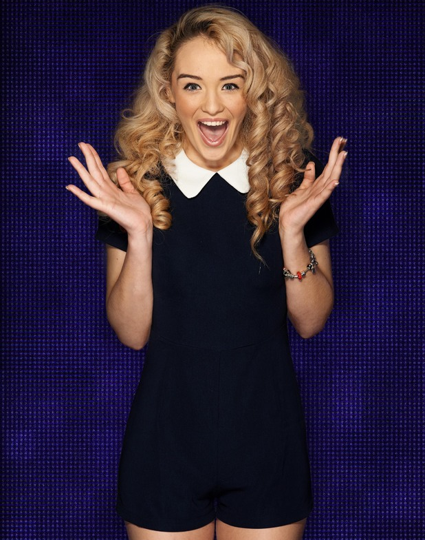 Big Brother 2014 contestant Ashleigh Coyle - June 2014