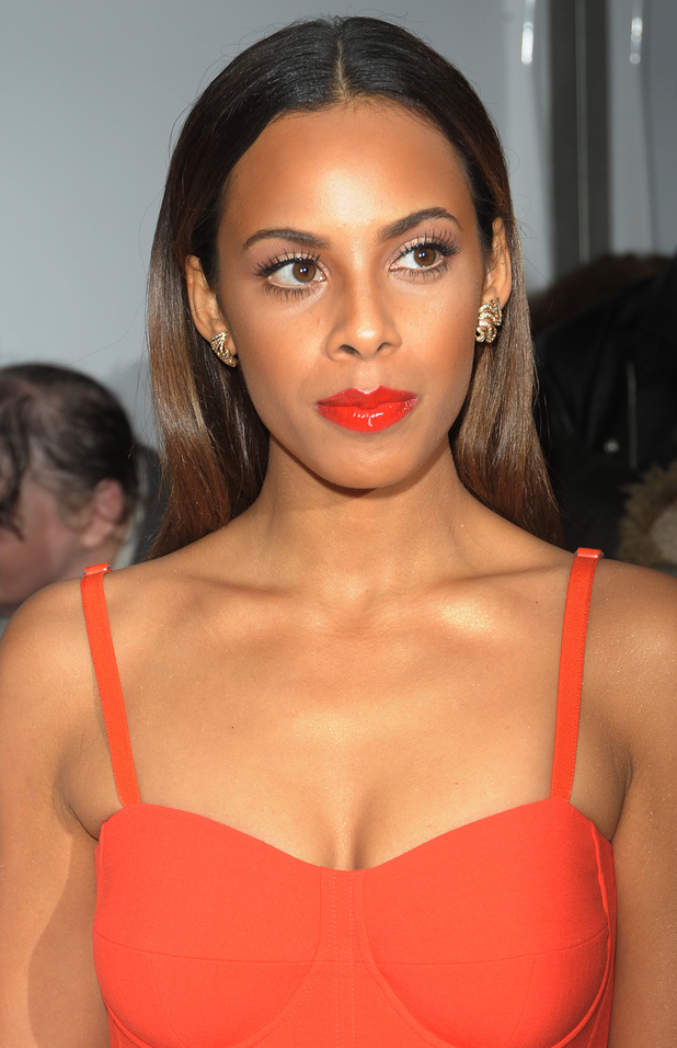 Rochelle Humes attends the Glamour Women of the Year 2014 awards in London, England - 3 June 2014