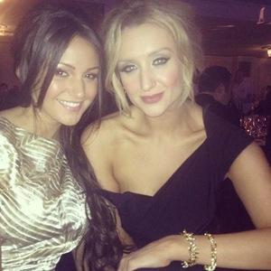 Catherine Tyldesley, Michelle Keegan, Instagram, 2013