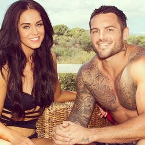 Ex On The Beach, Vicky Pattison and Dan Conn, Instagram, 2 May