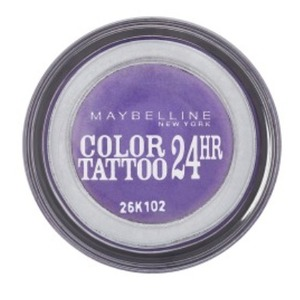 Maybelline 24H Color Tattoo Eyeshadow in Endless Purple