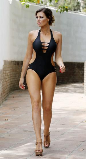 Jess Wright, Marbella, 11 June