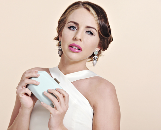 Lydia Rose Bright's amazing new accessory collection with vintage styler is here