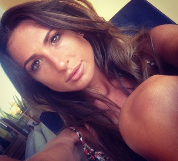 Grace Andrews, TOWIE, Marbella, Instagram, 11 June