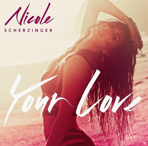 Nicole Scherzinger, Single Artwork for 'Your Love', Instagram, 8 June