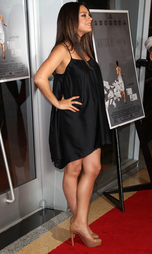 Mila Kunis at The Third Person premiere in LA, 9 June 2014