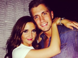 Jacqueline Jossa shares new photo of herself and Dan Osborne confirming romance is back on? 18 June 2014