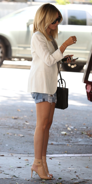 Ashley Tisdale, West Hollywood, California, 17 June