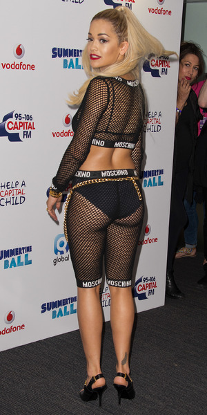 Rita Ora attends Capital FM Summertime Ball 2014 held at Wembley Arena, 21 June 2014