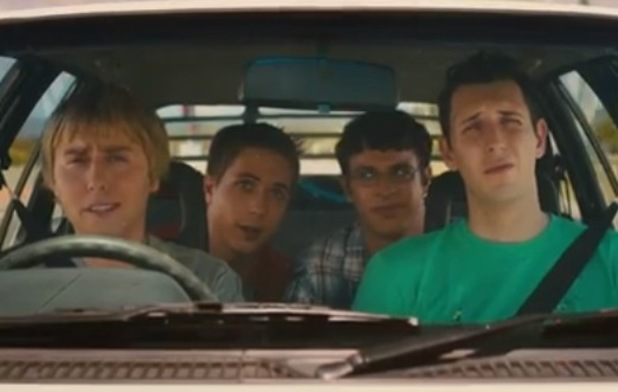 Simon Bird stars as Will in the Inbetweeners 2 trailer - 18 June 2014