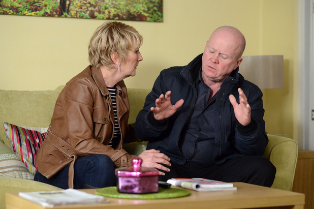 EastEnders, Shirley wants honesty, Fri 20 Jun