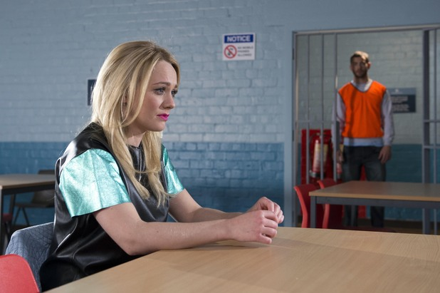 Hollyoaks, Leela visits Cameron, Fri 20 Jun