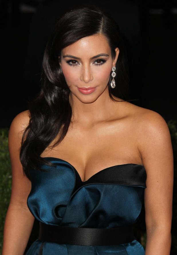 Kim Kardashian attends the Charles James: Beyond Fashion Costume Institute Gala in New York, America - 5 May 2014