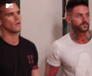 Gary Beadle and Aaron Chalmers, Geordie Shore, MTV, June