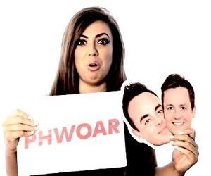 Holly Hagan, Geordie Shore Snore or Phwoar, MTV, 23 June