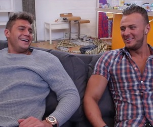 Scotty T and Kyle Christie, Geordie Shore, MTV, June