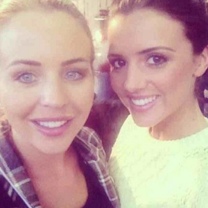 Lydia Bright and Lucy Mecklenburgh, TOWIE, Instagram, April